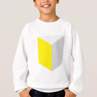 Enkla geometriska skyddar t-shirts