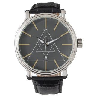 Enkla Illuminati Armbandsur