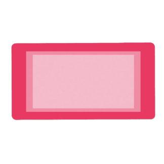 enkla rosor fraktsedel