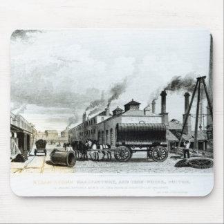 EnMotor Manufactory och järnarbeten Musmatta