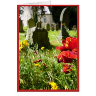 Enniskerry Churchyard Hälsningskort