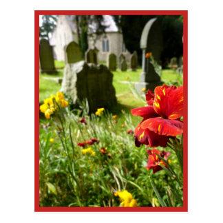 Enniskerry Churchyard Vykort