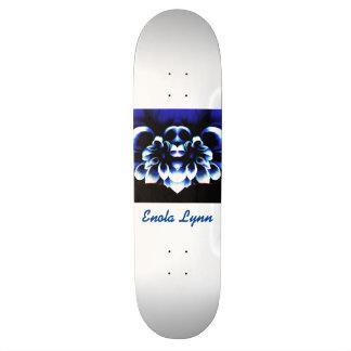 Enola Lynn design Mini Skateboard Bräda 18,7 Cm