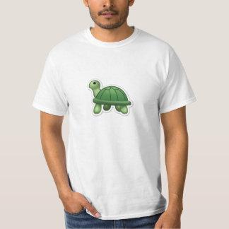 Enorm Emoji sköldpaddaT-tröja! Tröjor