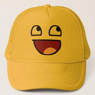 Enorm hatt keps