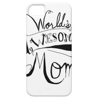 Enorm mamma iPhone 5 cover