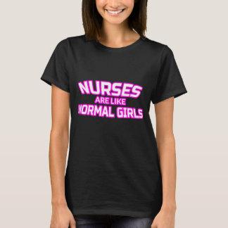 Enorm sjuksköterskaskjorta - rolig kvinnlig tröja