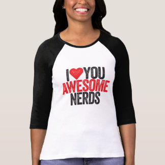 """Enorma Nerds "", Tee Shirts"