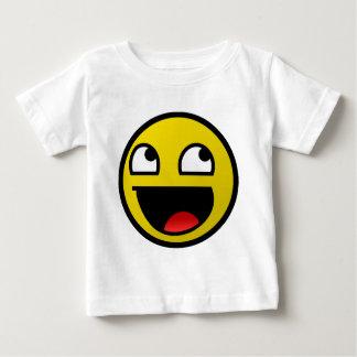Enormt ansikte! tee shirt