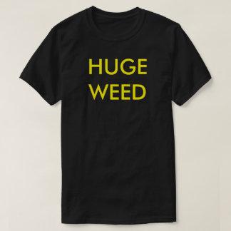 Enormt ogräs t-shirts
