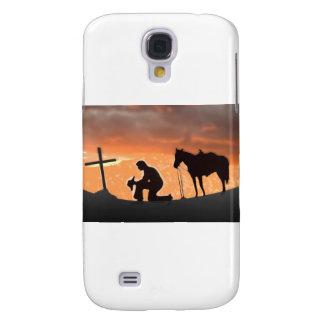 Ensam Cowboy Galaxy S4 Fodral