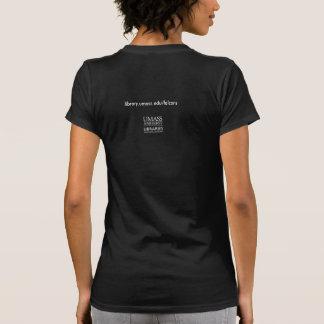 Enskjorta om de Du Bois Bibliotek falkarna T-shirt