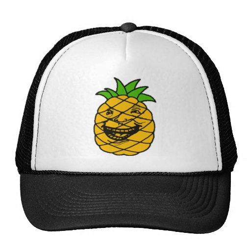 Ent ananas mesh kepsar