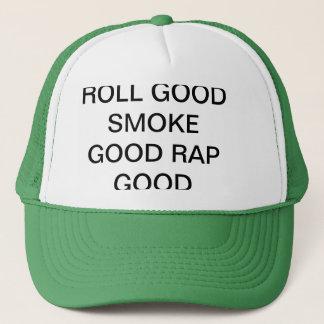 ENT hatt för officiell vapenlek Truckerkeps