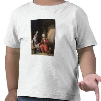 Entreatyen, 1822 (olja på kanfas) t-shirts