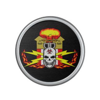 EOD HDS bombarderar Squadhögtalaren Speaker