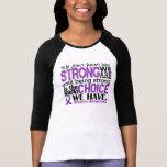 Epilepsi hur starkt vi är t shirt