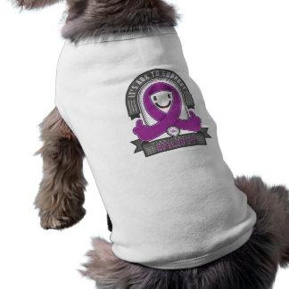Epilepsi - Retro välgörenhetband - hund tröja