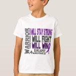 Epilepsikrigare T-shirts