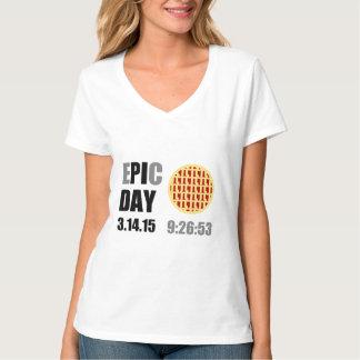 """Episk Pi-dag - c-DAG för E """" PI """" Tröja"""