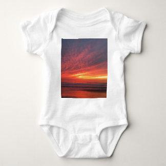 Episk solnedgång på Torrey gräs T Shirts