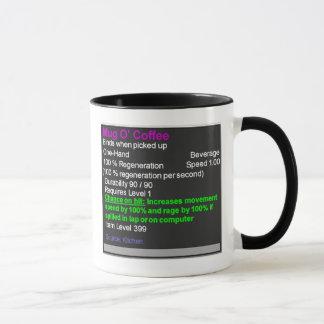 Episkt muggO kaffe Mugg