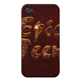 Epos tonåring fodral för iPhonen 4/4s iPhone 4 Cover