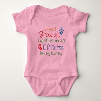 Er något liknande för sjuksköterska (framtid) min tee shirts