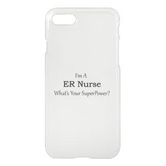 Er-sjuksköterska iPhone 7 Skal