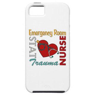 Er-sjuksköterska Tough iPhone 5 Fodral