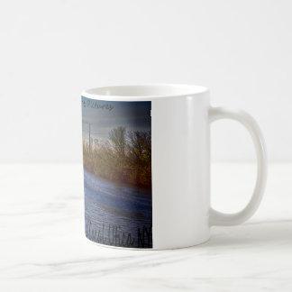 Erie kanal kaffemugg