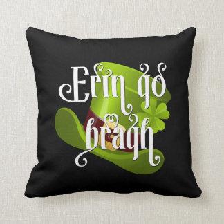 Erin går Bragh irländsk pride Kudde