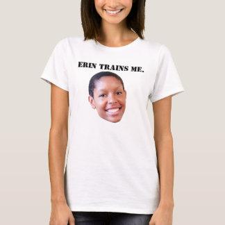 Erin utbildar mig t-shirt