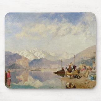 Erinringar av Lagoen Maggiore, marknadsför dag på Musmatta