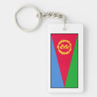 Eritrea - eritreansk flagga