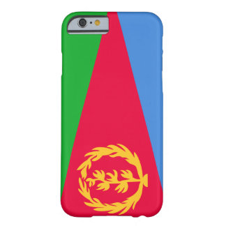 Eritrea flagga barely there iPhone 6 fodral