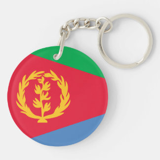 Eritrea nyckelring