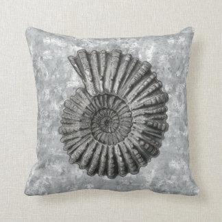 Ernst Haeckel Radiolariasnäcka 3 Prydnadskudde