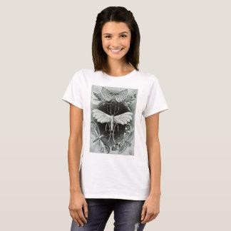 Ernst Haeckel Tineida mal Tee Shirt