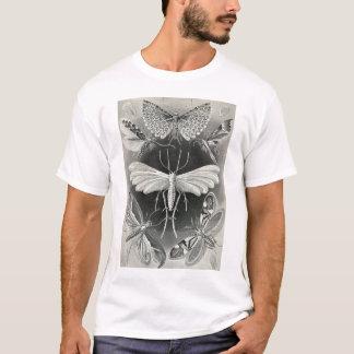 Ernst Haeckel - Tineida T Shirts