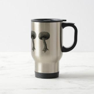 Ernst Haeckel travel mug för svampplundringståg Resemugg