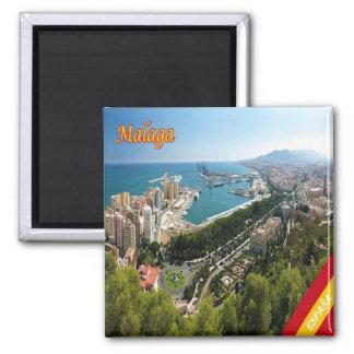 ES - Spanien - Malaga panorama