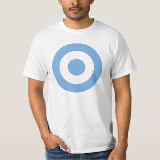 Escarapela Argentina - Roundel av Argentina T-shirts