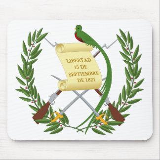 Escudo de armas de Guatemala - vapensköld Musmatta