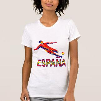 Espana Spanien futboldesign #5 Tröjor