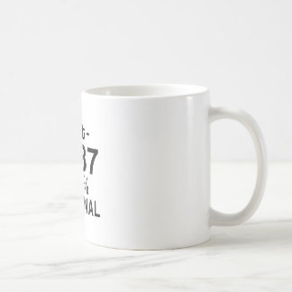 Est. 1987 kaffemugg