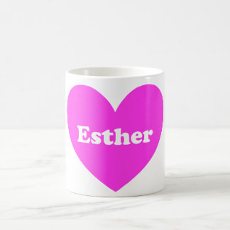 Esther Kaffemugg