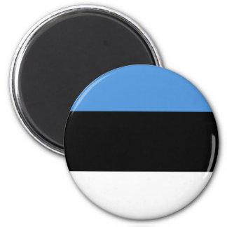 Estland flaggamagnet kylskåpmagneter