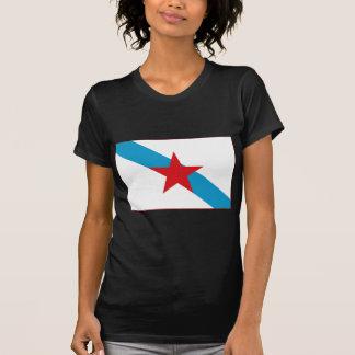Estreleira - Bandera Independentista Gallega Tshirts
