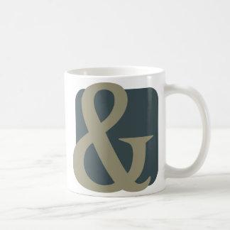 Et-tecken Kaffemugg